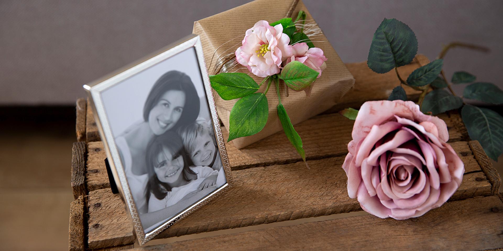 Muttertag - Geschenke, die von Herzen kommen