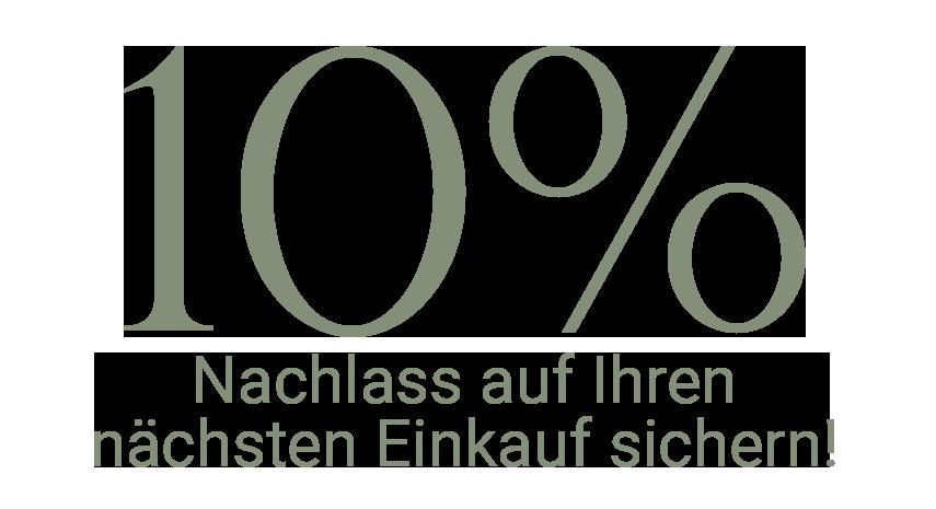 Jetzt zum Newsletter anmelden und 5€ Rabatt sichern!