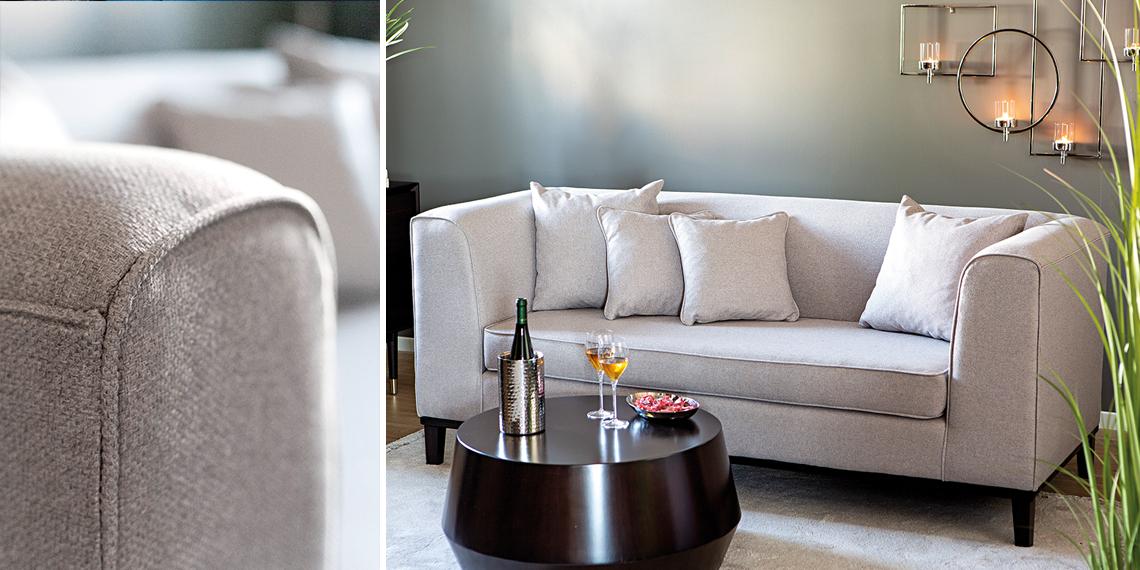 MAXIM 3er Sofa