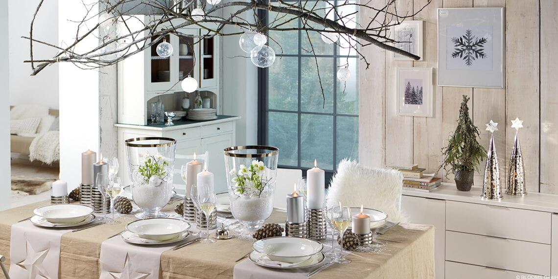 Die Wohnwelt Weiße Weihnacht