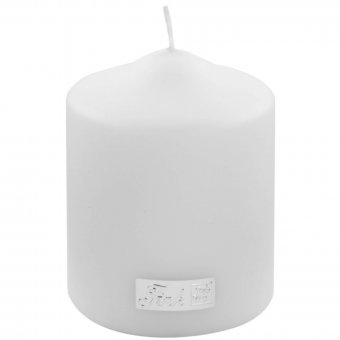 metallic Stumpenkerze Candle V123844