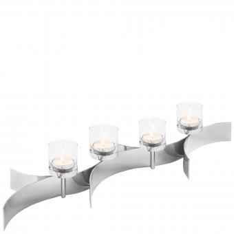 Teelichthalter, 4-flammig Melody V158621