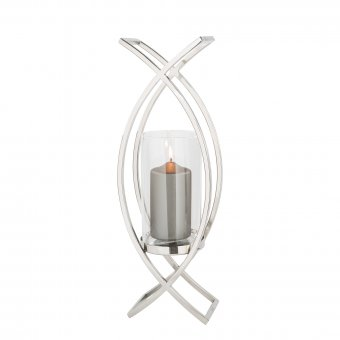 Windlicht mit Glas Maddox 159615