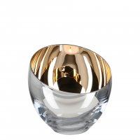 Teelichthalter Candy 116087 mit Dekoration