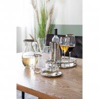 Whiskyglas, Trinkglas Platinum 110021 mit Dekoration