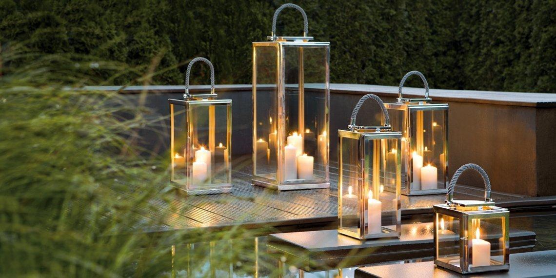 Laternen - Bringen Sie Licht in die dunkle Jahreszeit!