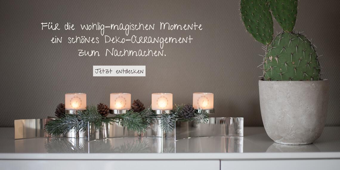 Magazin 2 - Fink Shop Magazin - Dekoideen, Pflegetipps & mehr